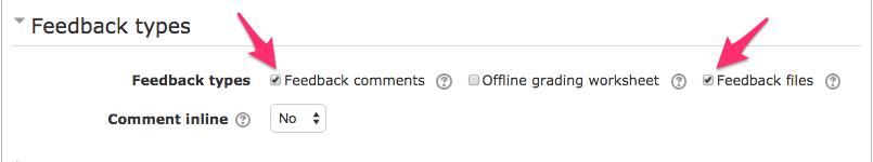 Adding an assignment screenshot 6
