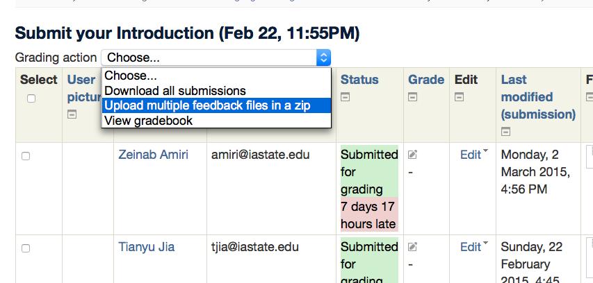 download upload all assignment screenshot4